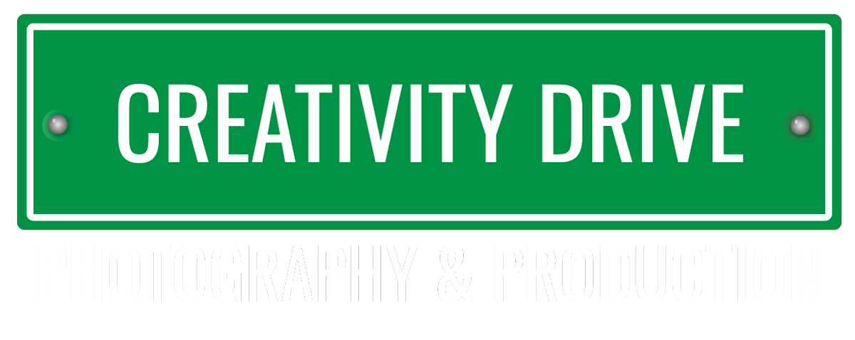 Creativity Drive Photography Logo